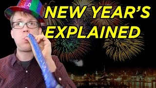 Why Does January First Start the New Year? - New Years Explained YouTube Videos