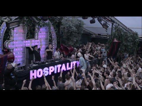 Fred V & Grafix + Dynamite MC - Hospitality Midsummer BBQ - 20th June 2015