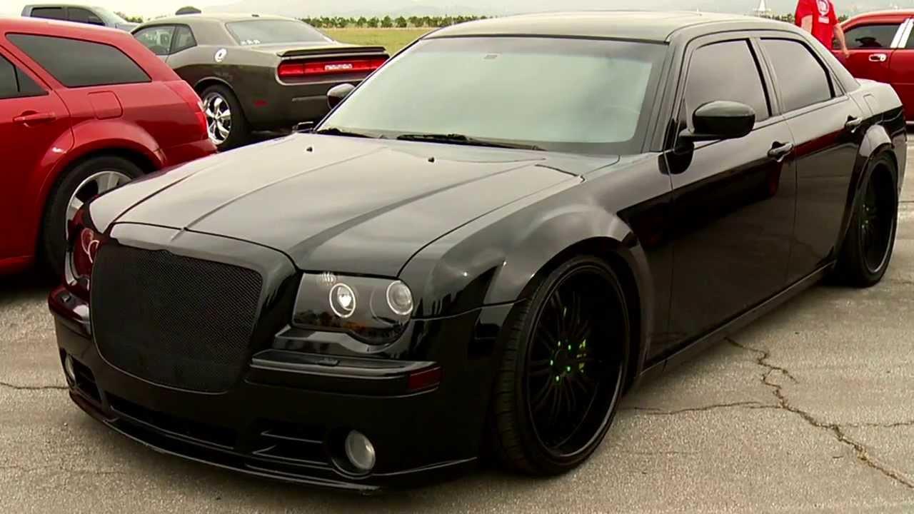 Custom Chrysler 300 >> Chrysler Custom Challenge