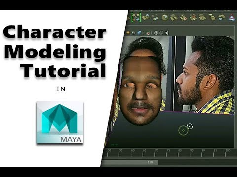 How to make a Video Game -YOUTUBER | Character Modeling in HINDI
