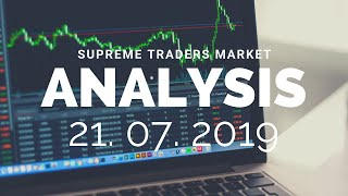 Supreme Traders' Weekly Forex Analysis/ Watchlist - 21.07.2019