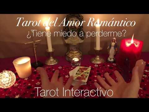 TAROT DEL AMOR ROMÁNTICO - ¿Tiene miedo a perderme - TAROT INTERACTIVO - VIDENCIA GRATIS
