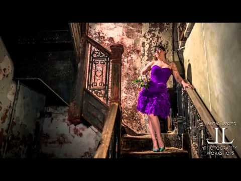 Fashion Shoots at the Historic & Abandoned Waldo Hotel with Urban Explorer Jason Lanier Ph