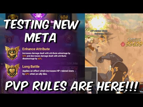Elite PVP Rules