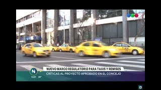 EL MARCO REGULATORIO PARA TAXIS Y REMISES GENERA DIVERSAS OPINIONES