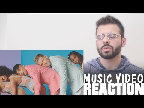 IMAGINARY PARTIES by SUPERFRUIT - MUSIC VIDEO REACTION