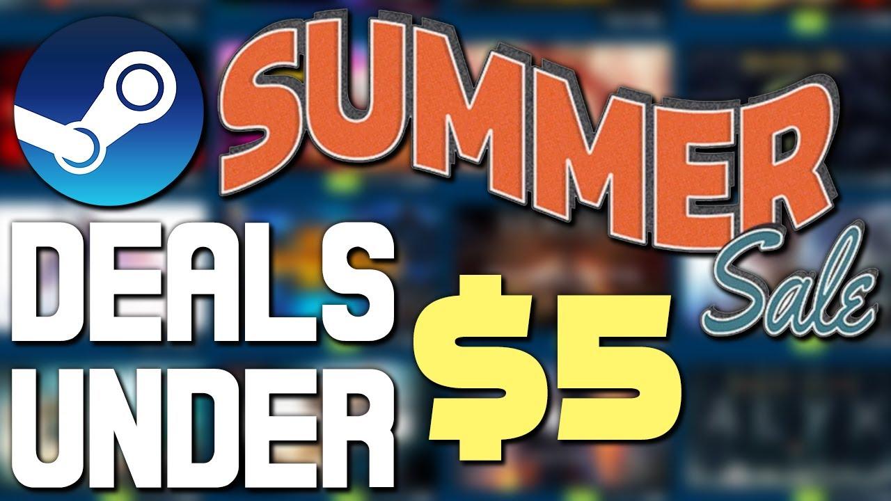 Steam Summer Sale 2020 - 10 Awesome Deals Under $5