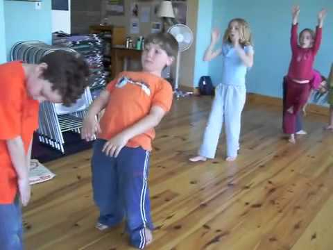 algorithm march - yoga style [2008]