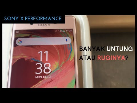 Review Sony Xperia X Performance di Tahun 2020.