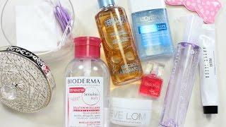 【蕊姐彩妆课】卸妆全过程示范和产品推荐 How to remove makeup & My favourites thumbnail