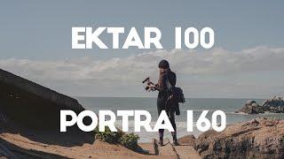 Kodak Ektar 100 vs Portra 160