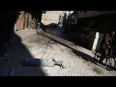 US-led air strike in Syria kills 57 in ISIL-held prison
