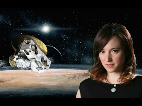 Pluto in a Minute: How Did Pluto Accelerate New Horizons?