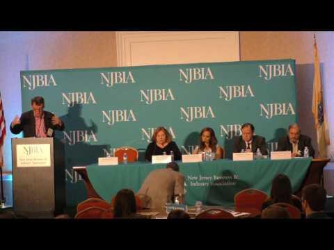 NJBIA Impact Symposium Pundits Panel
