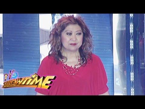 It's Showtime Singing Mo 'To: Tillie Moreno sings