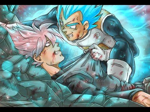 Dragon Ball Super / Z [AMV] Breath Into Me - Red