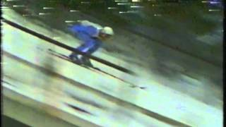 1984 Winter Olympics - 90 Meter Ski Jump Part 6