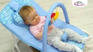 TecTake - baby bouncer chair rocker seat