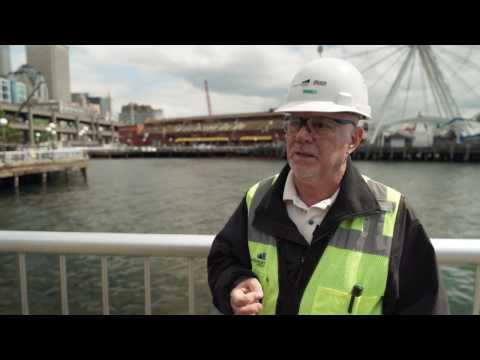 Partnership in Action - The New Seattle Seawall (HD)