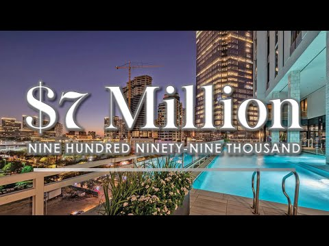Luxury Penthouse with Private Balcony in The Heart of The Galleria | Houston, TX