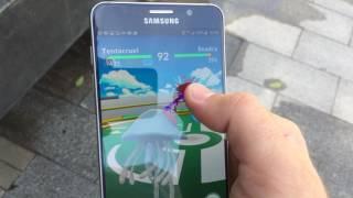 Футурист: идем захватывать тренажерный зал в Pokemon Go