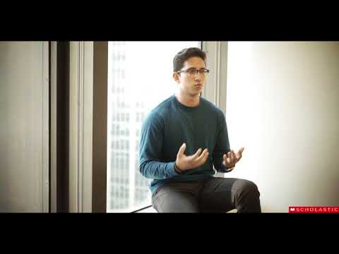 Talking Tech with Scholastic: Avi Banerjee