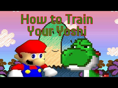 SM64 Bloopers: How to Train Your Yoshi