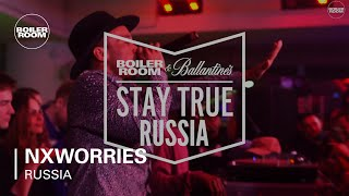 NxWorries (Knxwledge and Anderson Paak) Boiler Room & Ballantine's Stay True Russia Live Set
