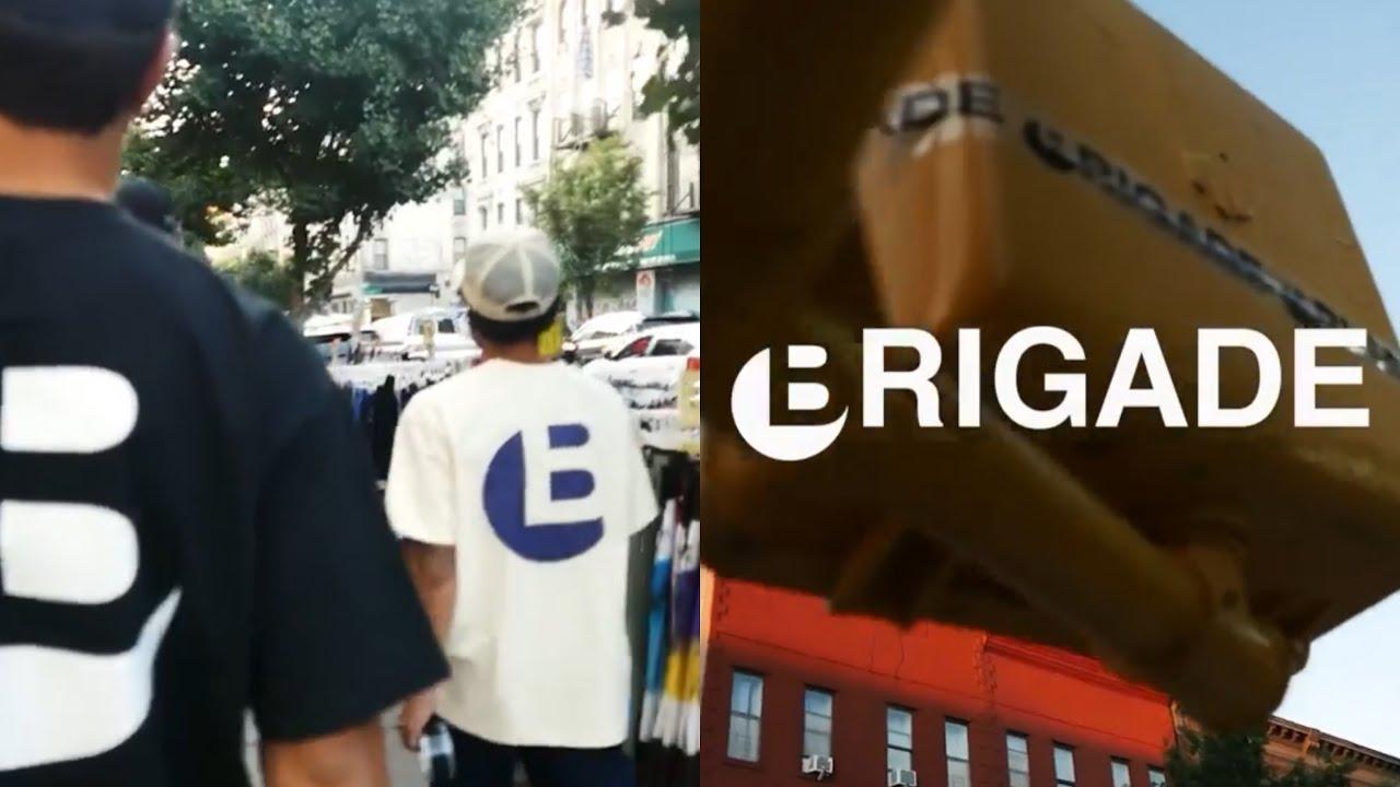 BRIGADE Core Logo Capsule Trailer (2021)