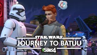 Trailer Gameplay : Voyage sur Batuu Star Wars - Les Sims 4 fr