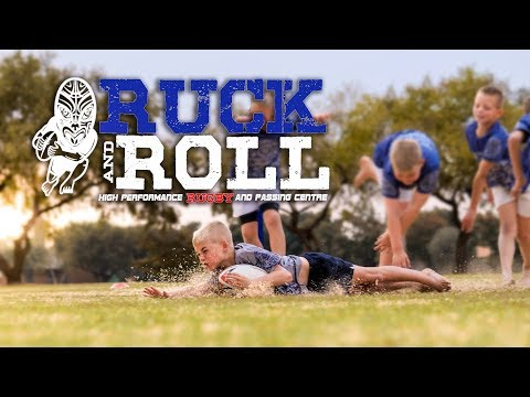 Ruck and Roll | Youth Rugby Academy | 4K