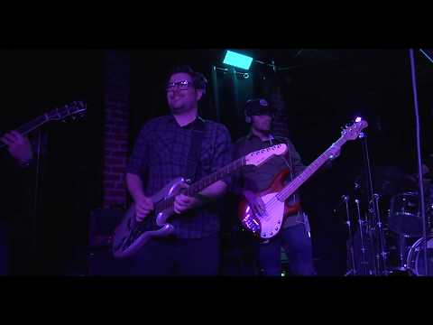 The Funk Exchange - Blessing In Disguise - Live@The Saint