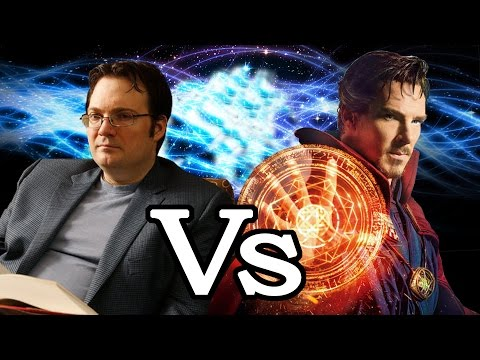 Sanderson's Laws of Magic vs Doctor Strange