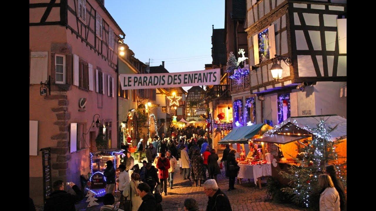 marché de noel alsace 2018 riquewihr 2017   Le marché de Noël de Riquewihr en Alsace   YouTube marché de noel alsace 2018 riquewihr