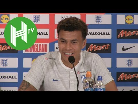 Dele Alli: I used to go home and cry after losing football matches - England v Colombia