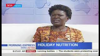 How to manage your holiday nutrition | KTN News Your Health