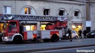 [VIGILI DEL FUOCO] Incendio in appartamento INTERVENTO in DIRETTA - Apartment on fire