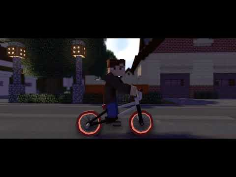 """Summer Of 84"" Final Scene (Minecraft Animation)"