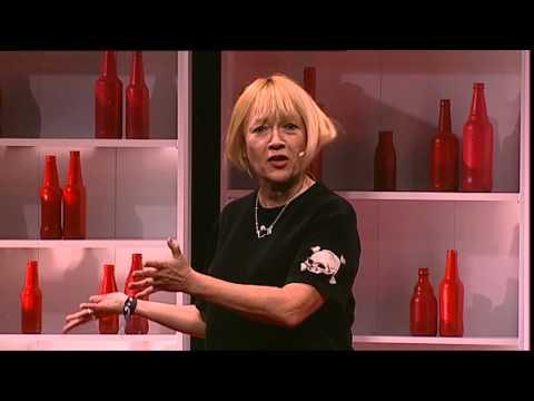 Make Love Not Porn: Cindy Gallop at TEDxOxford