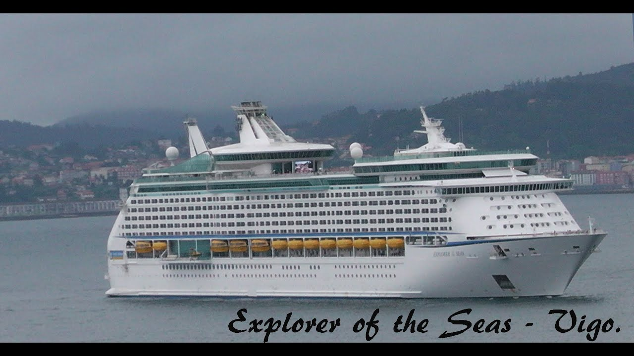 Voyager Of The Seas Stats