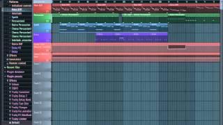Jay-Z - Dirt Off Your Shoulders Instrumental (FL Studio)