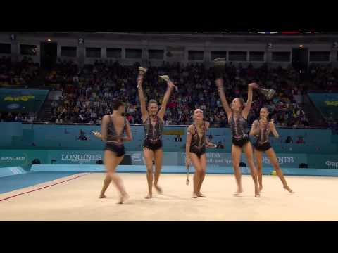 2013 Rhythmic Gymnastics World Championships - Group All-Around Finals