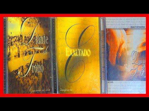 Diante do Trono 1, 2 & 3: Diante do Trono (1998), Exaltado (1999) & Águas Purificadoras (2000)
