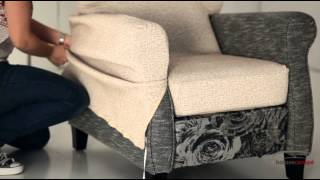http://www.houssecanape.fr Tissu élégant avec finitions Jacquard qui protègera votre fauteuil en le maintenant toujours en parfait état. Cette housse élégante ...