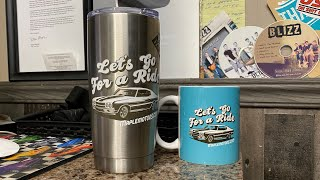 Just In New Gear, 1st Run Maple Motors Lets Go For A Ride Cups & Shirts Review