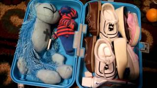 How to travel and pack for your AG Dolls