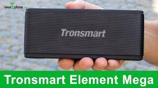Колонка Tronsmart element Mega - бас, высокая громкость, красивый дизайн