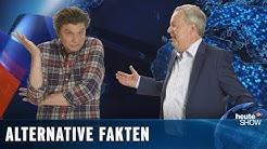 Pegida, Chemtrails und der Reichskanzler | Best of heute-show: Die Reporter