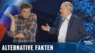 Best of heute-show – Die Reporter: Pegida, Chemtrails und der Reichskanzler