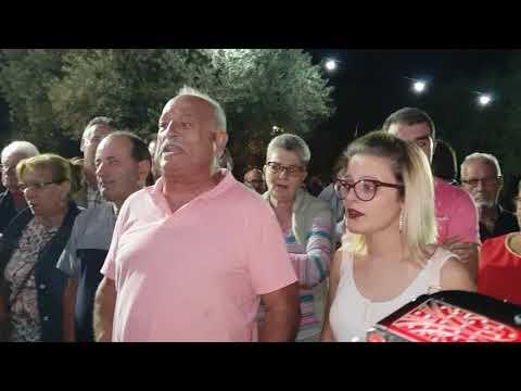 O Mestre e (Sua) Lavradeira/Cantada - Desfolhada/Bravães - 2018